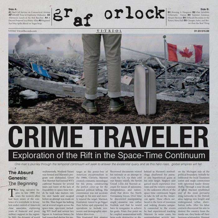 Crimetraveler cover art