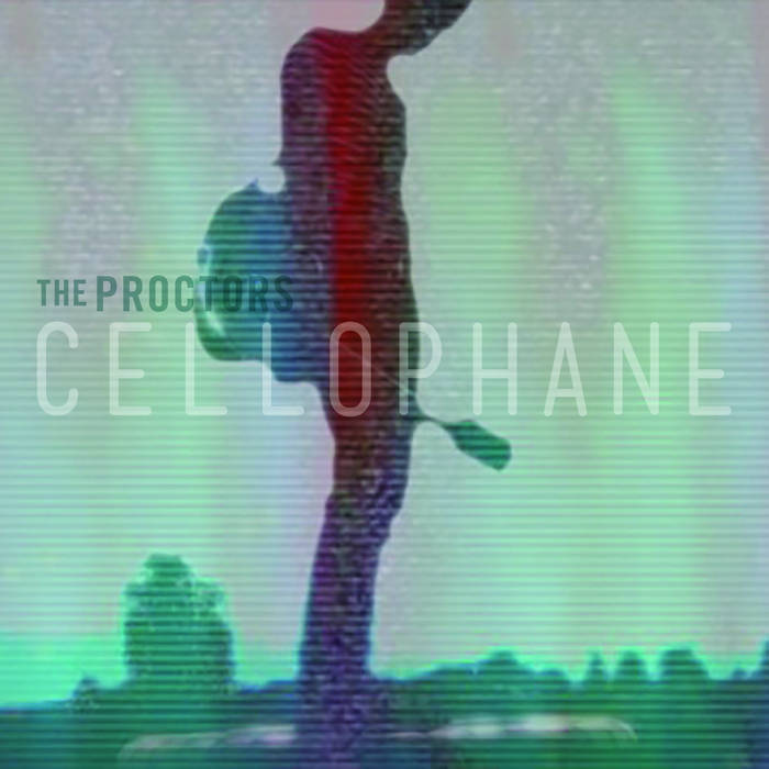 """Cellophane 7"""" Limited Edition Single cover art"""