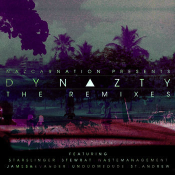 Dynazty: The Remixes cover art