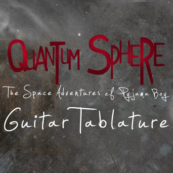 Quantum Sphere - Guitar Backing Tracks with Tabs cover art