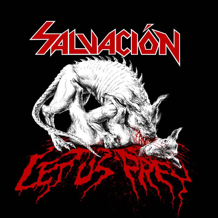 Let Us Prey EP cover art