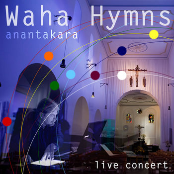 The Waha Hymns cover art
