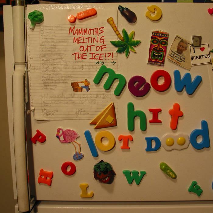 Meow Hit Lot Dood E.P. cover art