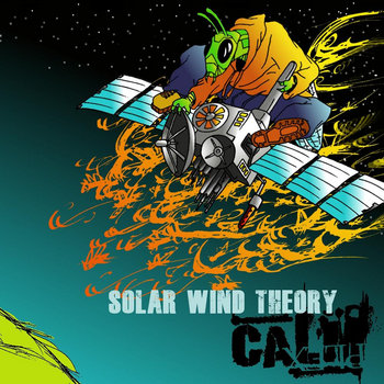 Solar Wind Theory cover art