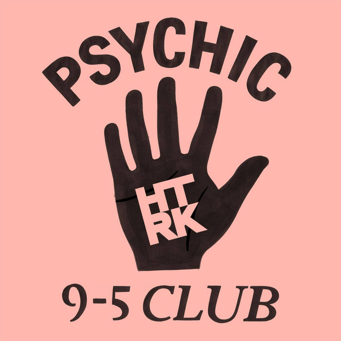 Psychic 9-5 Club cover art