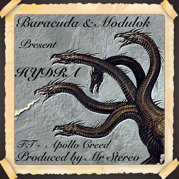 HYDRA cover art