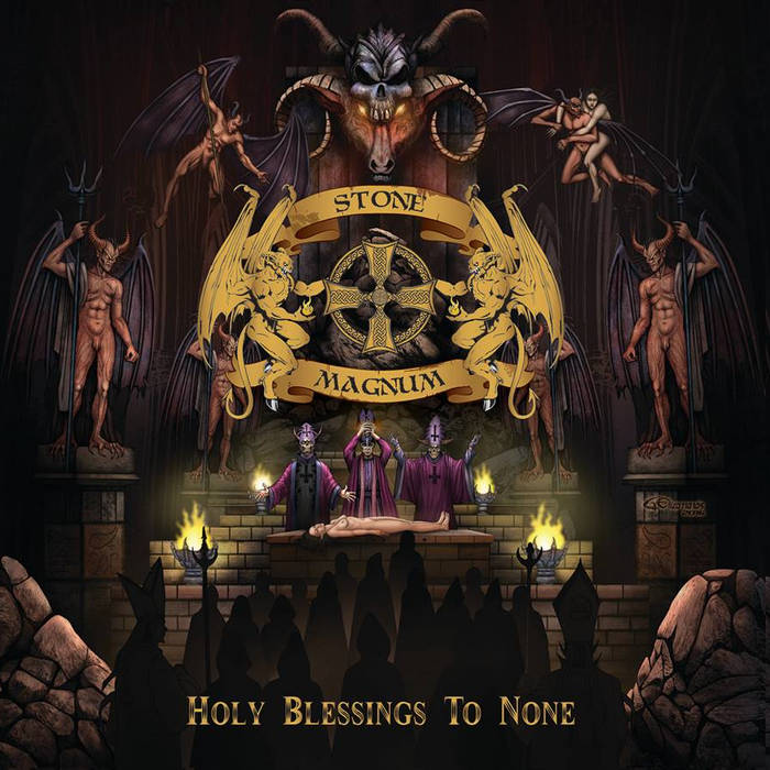 Holy Blessings To None cover art
