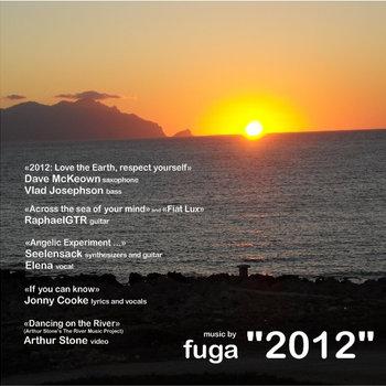 "Fuga - ""2012"" cover art"