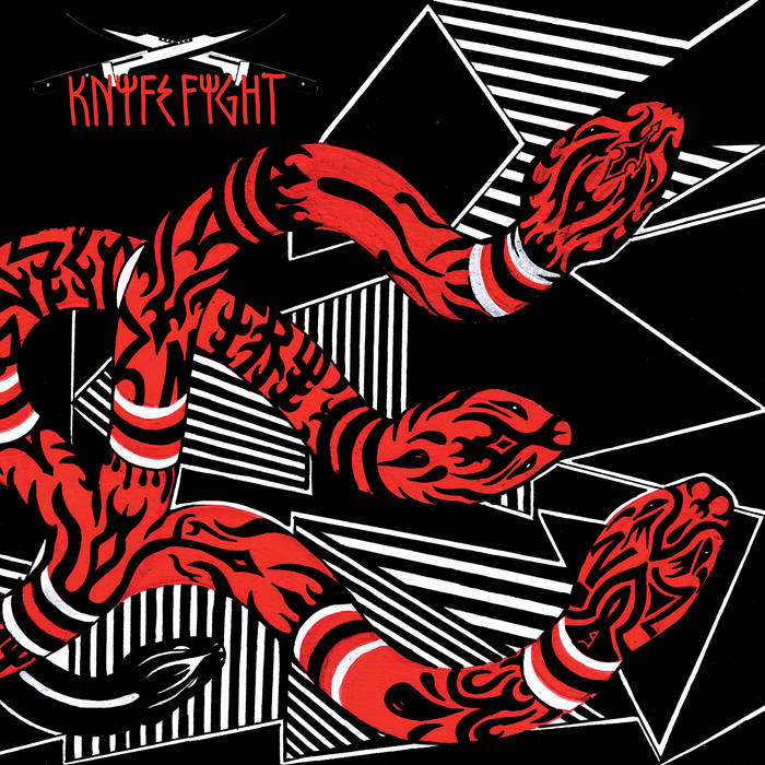 Knifefight cover art