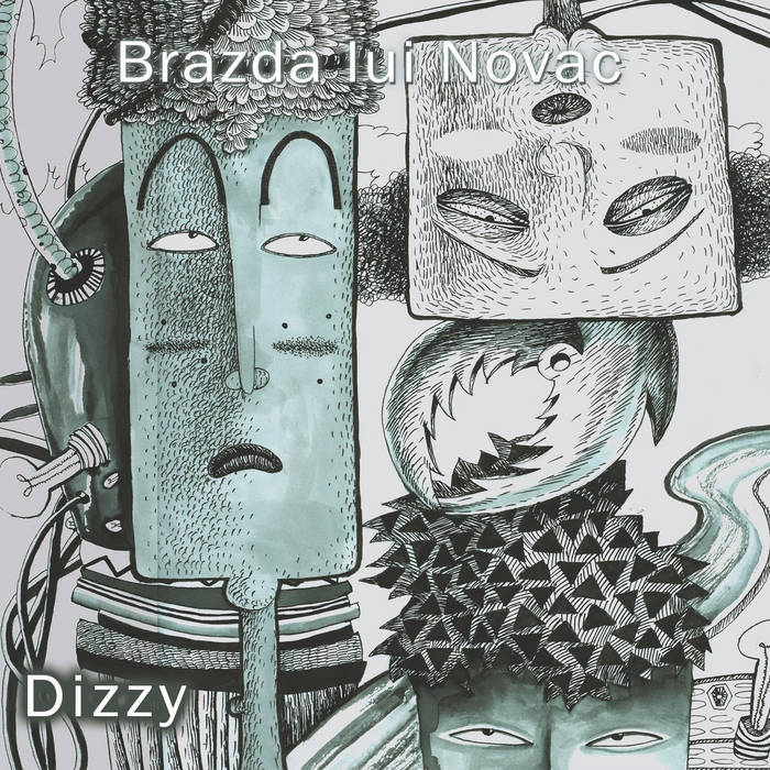 Dizzy cover art