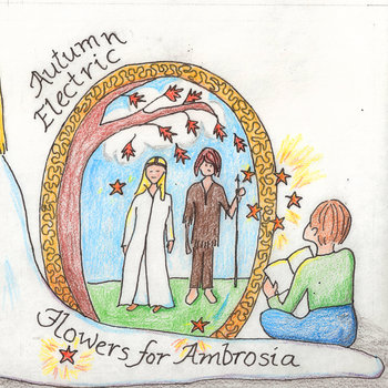 Flowers For Ambrosia cover art