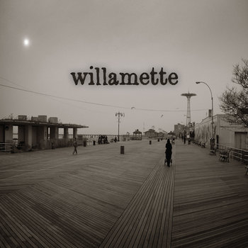 Willamette cover art