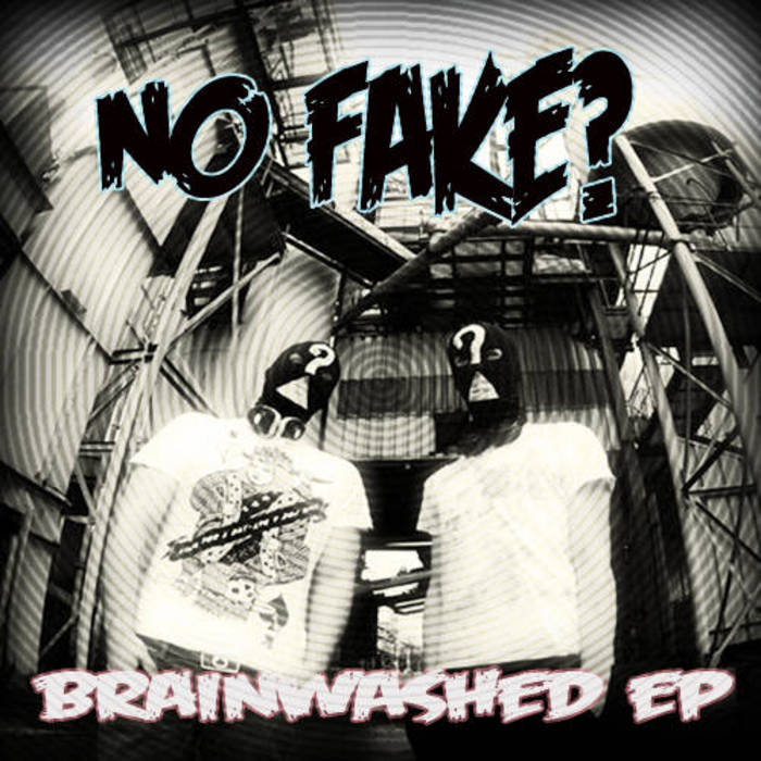 Brainwashed EP cover art