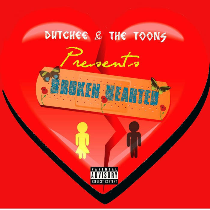 "Broken Hearted ""The HeartBreak"" cover art"