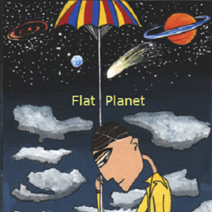 Flat Planet cover art
