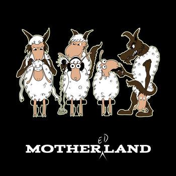 MotheredLand cover art