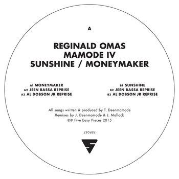 Sunshine / MoneyMaker cover art