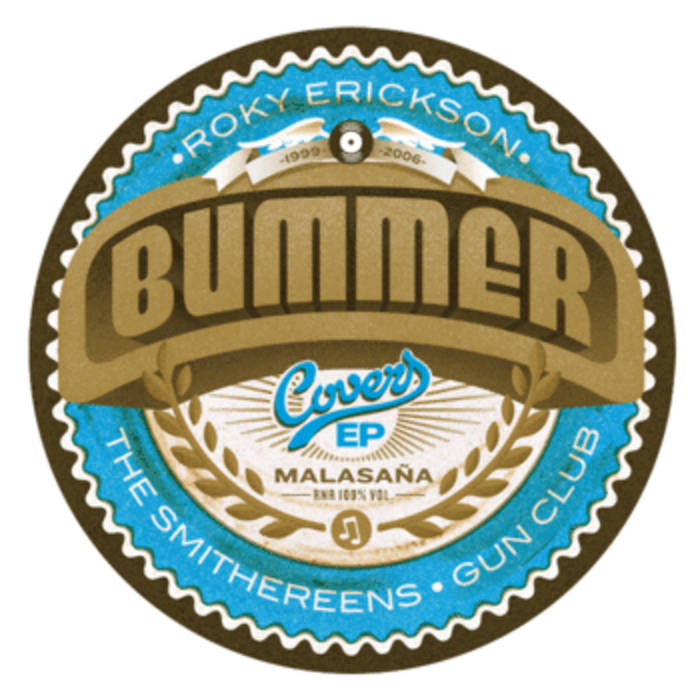 "BUMMER - ""Covers EP"" cover art"