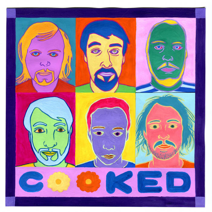 Cooked EP cover art