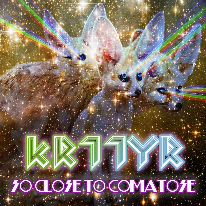 So Close To Comatose cover art