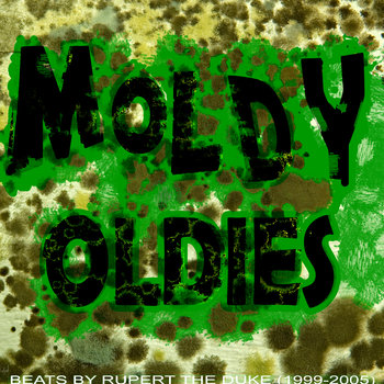 moldy oldies (1999-2005) cover art