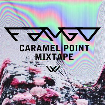 Caramel point Mixtape cover art