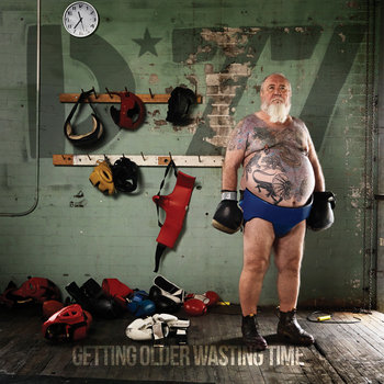 Getting Older, Wasting Time cover art