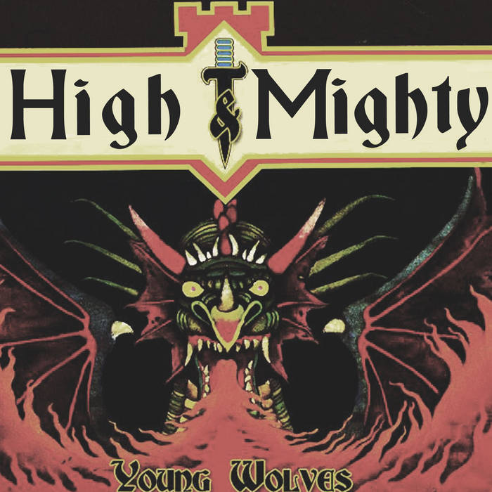 High and Mighty cover art