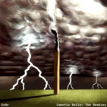 Sweetie Belle: The Remixes cover art