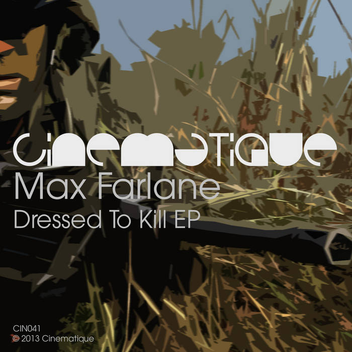 Dressed To Kill EP cover art