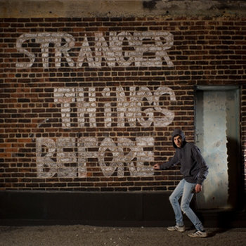 Stranger Things Before cover art