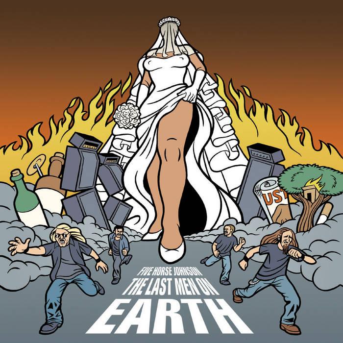 The Last Men on Earth cover art