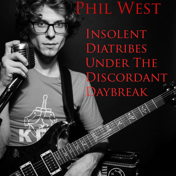 Insolent Diatribes Under The Discordant Daybreak cover art