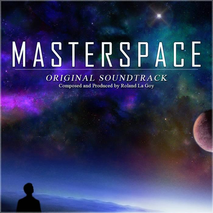 Masterspace Original Soundtrack cover art