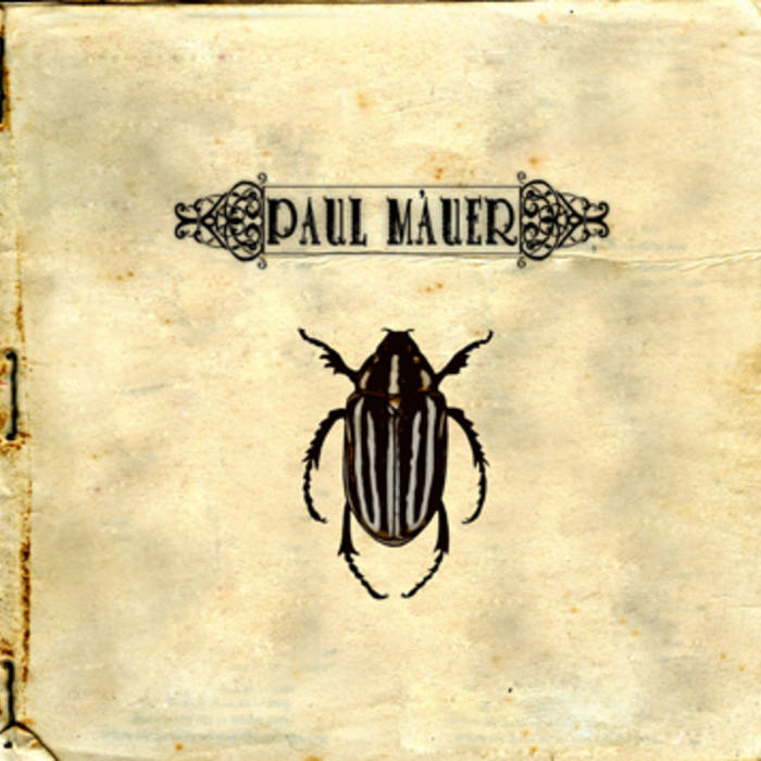 the june beetle EP cover art