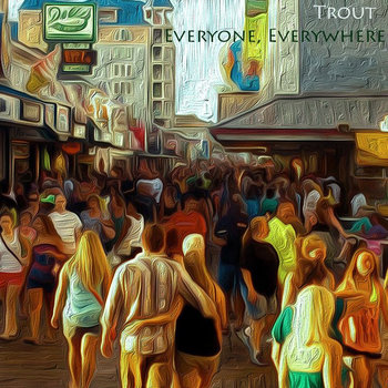 Everyone, Everywhere cover art