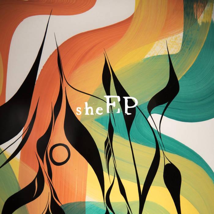 she EP cover art