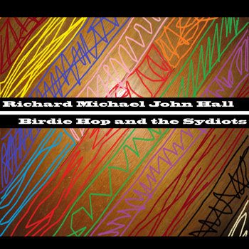Birdie Hop and the Sydiots cover art