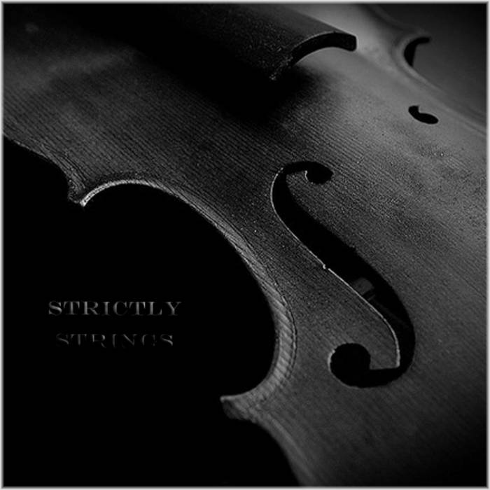 Strictly Strings EP cover art