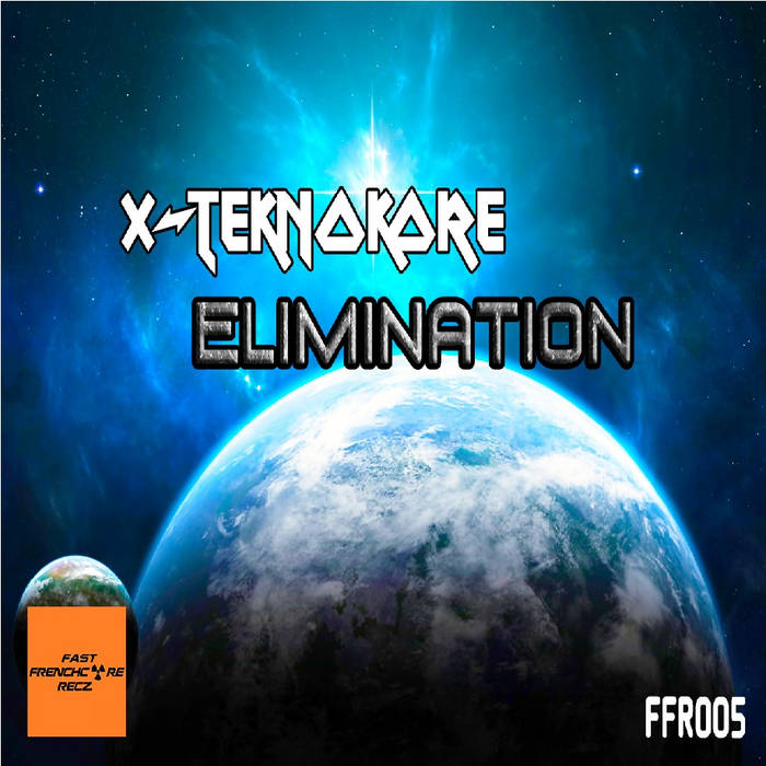 X-Teknokore - ELIMINATION cover art