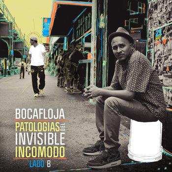 Lado B de Patologías del Invisible Incómodo (EP) cover art