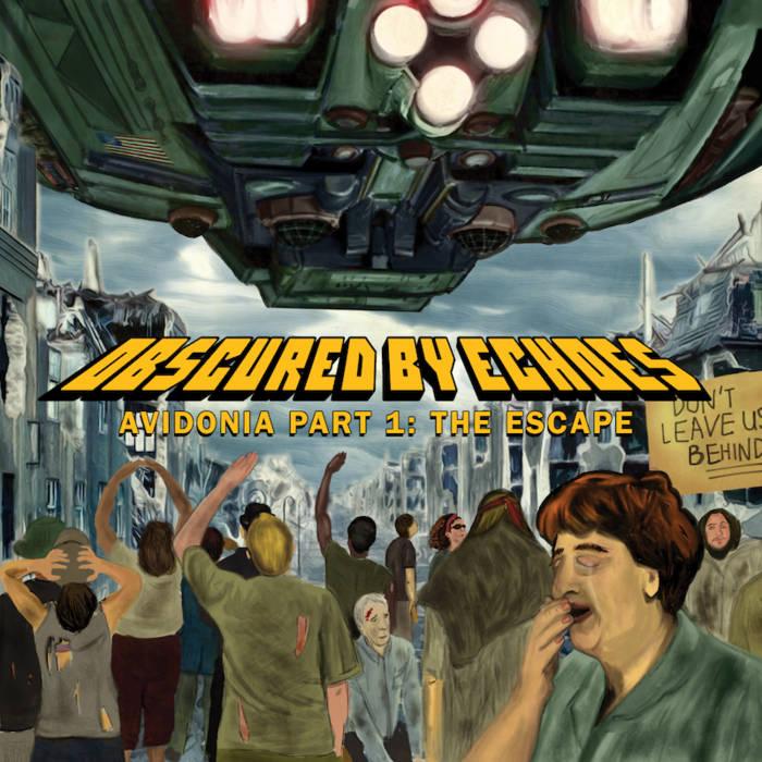 Avidonia Part 1 : The Escape cover art