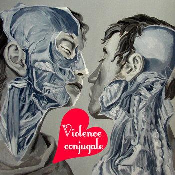 Violence conjugale cover art
