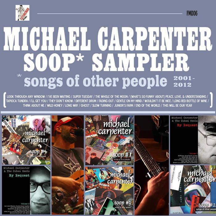 SOOP Sampler cover art