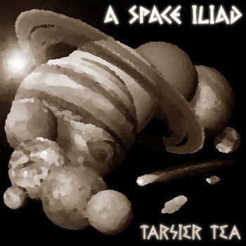 A Space Iliad cover art