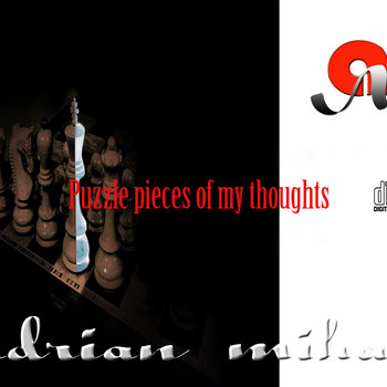 Puzzle Pieces Of My Thoughts cover art