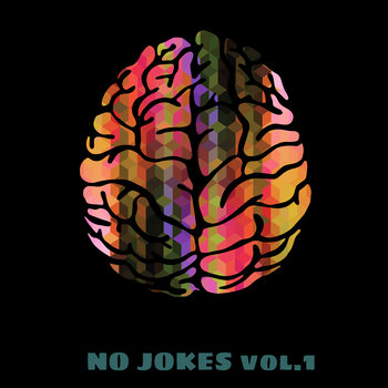 No Jokes Volume 1. cover art