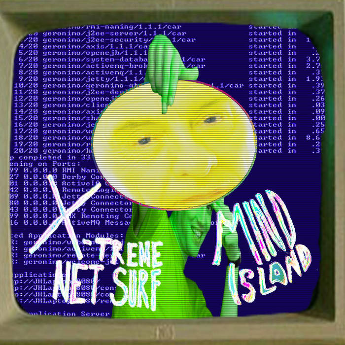 X-treme Net Surf cover art