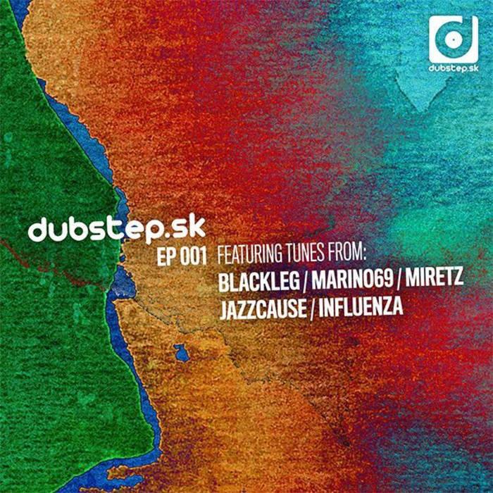 dubstep.sk EP 001 cover art
