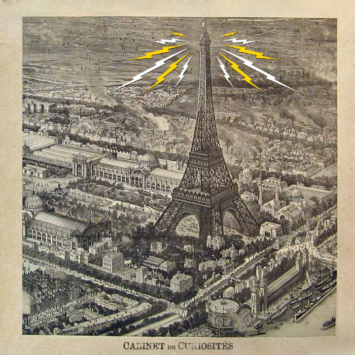 Cabinet De Curiosités - Whitestripes.fr Tribute cover art